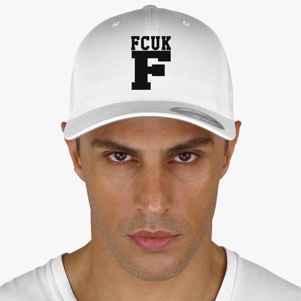 a62abb6b51474 Anthony Joshua Fcuk F Baseball Cap (Embroidered) - Customon