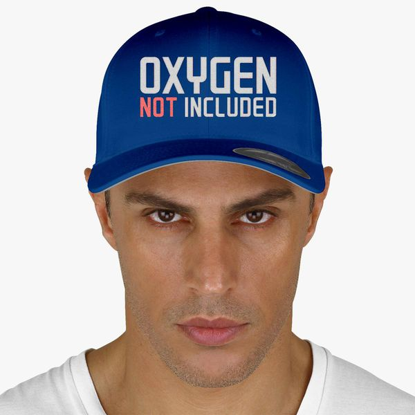 5ad3a2ae8 oxygen not included Baseball Cap (Embroidered) - Customon