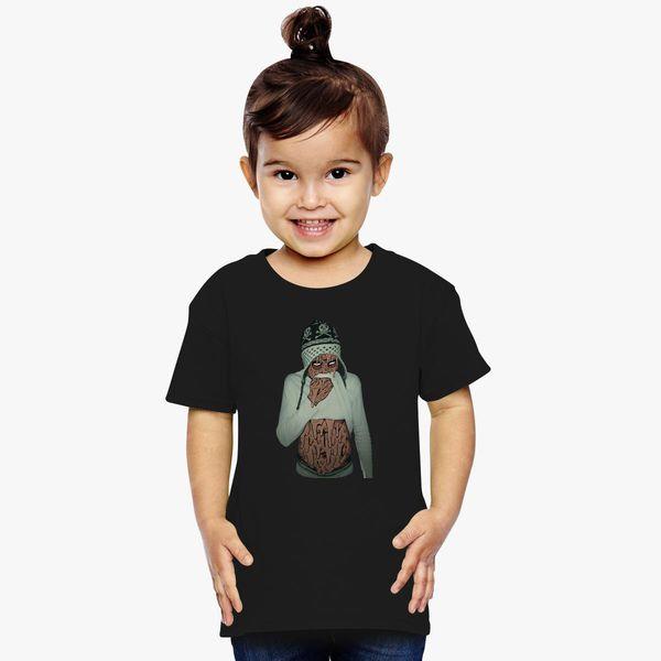scarlxrd-grime Toddler T-shirt - Customon