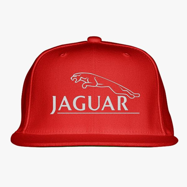 75d3db1941fef Jaguar Snapback Hat (Embroidered) - Customon