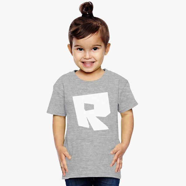 Roblox Logo Toddler T-shirt - Customon