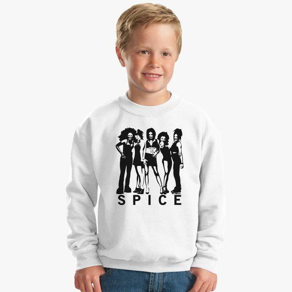 dea73c76a Spice Girls Kids Sweatshirt - Customon