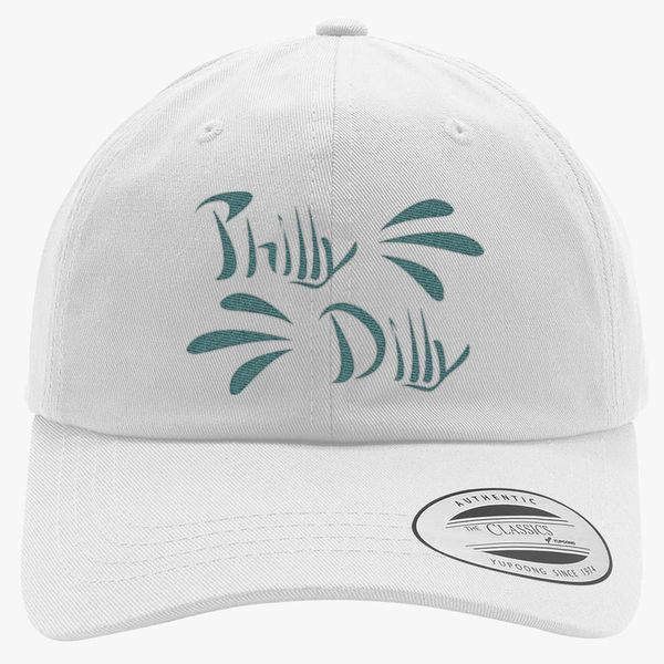 fc2f610f Philly Dilly Cotton Twill Hat (Embroidered) - Customon