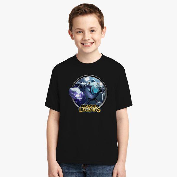 LoL League of Legends Blitzcrank Youth T-shirt - Customon