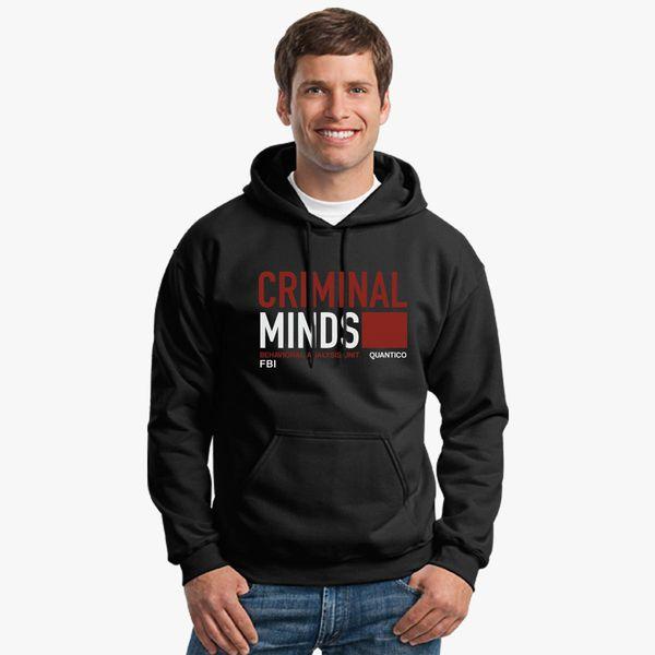 Criminal Minds Unisex Hoodie - Customon