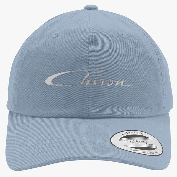 00027ab6 Chiron Logo Cotton Twill Hat (Embroidered) - Customon