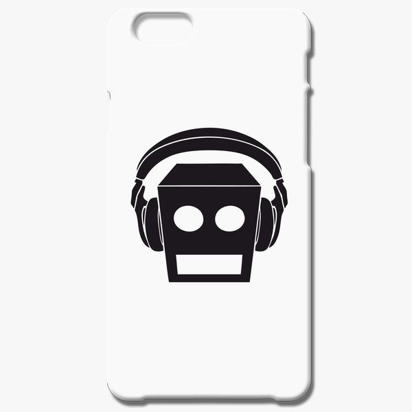 premium selection b0620 1b2dd LMFAO Beat Rock Robot iPhone 8 Plus Case - Customon