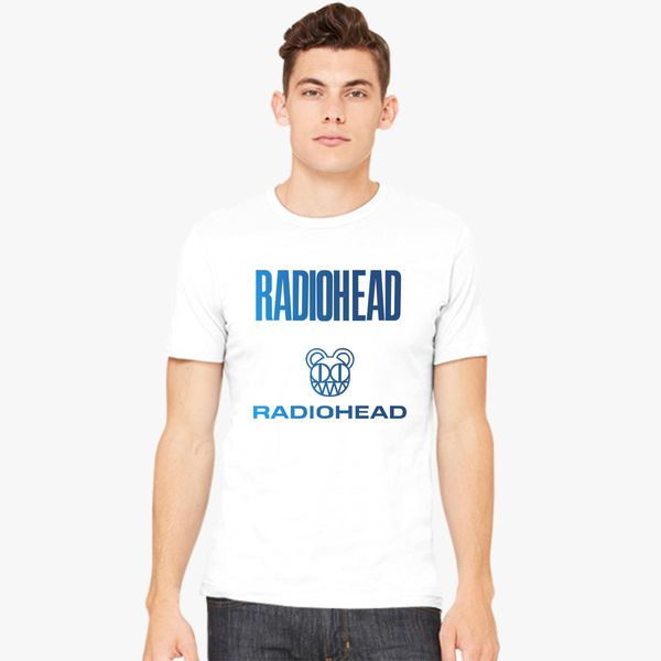 74552c153 RadioHead Men's T-shirt - Customon