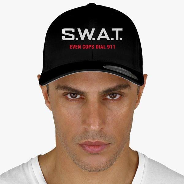 41c974ed1e S.W.A.T. Baseball Cap (Embroidered) - Customon