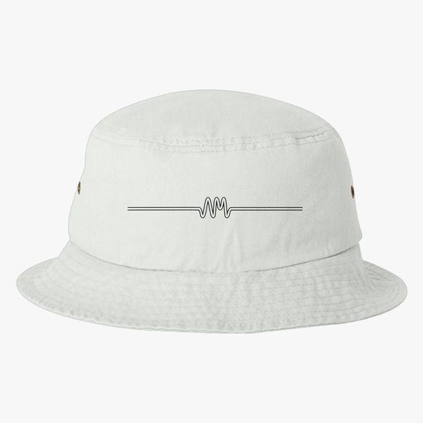 25a855fb1 Arctic Monkeys Logo Bucket Hat (Embroidered) - Customon
