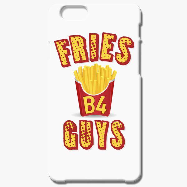 9d28863659106 Fries before guys iPhone 6 6S Case - Customon