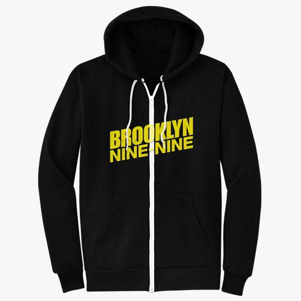 d21a8824f Brooklyn Nine Nine Unisex Zip-Up Hoodie - Customon