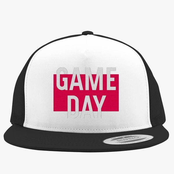 10058c63b51 Game Day Trucker Hat (Embroidered) - Customon