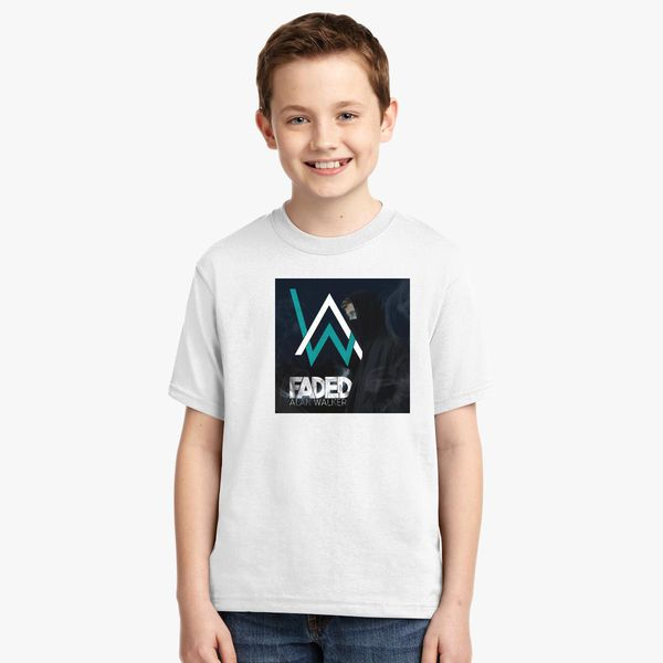 7e1d900fd Alan Walker Faded Youth T-shirt - Customon