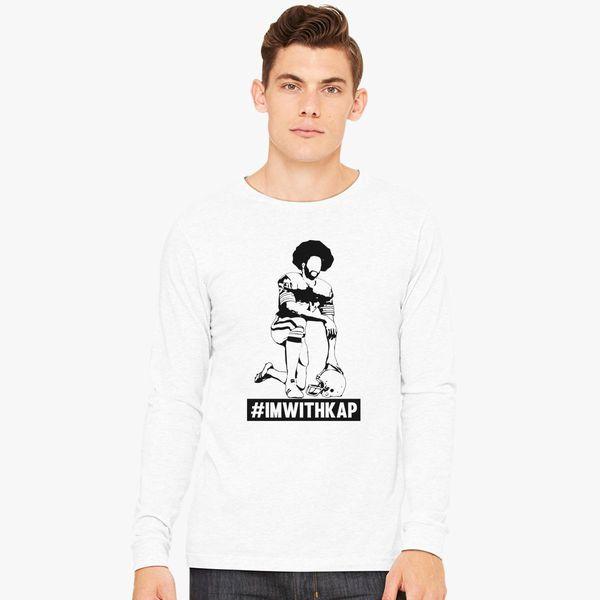 e77d6433 Im with Kap Long Sleeve T-shirt - Customon