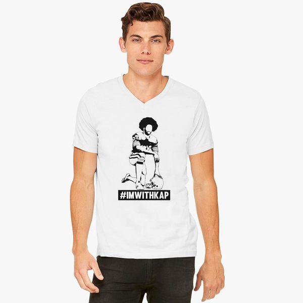 4aaf3091 Im with Kap V-Neck T-shirt - Customon