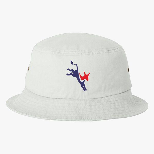 882c81271b772 Democratic Party Bucket Hat (Embroidered) - Customon