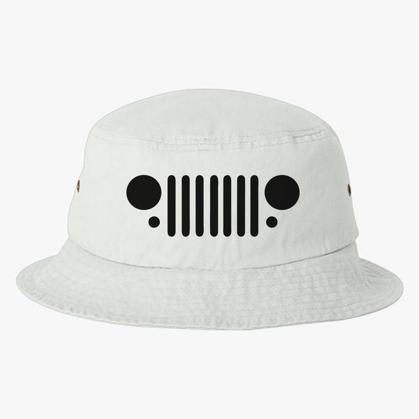 Jeep Bucket Hat (Embroidered)  92dbf986d7d