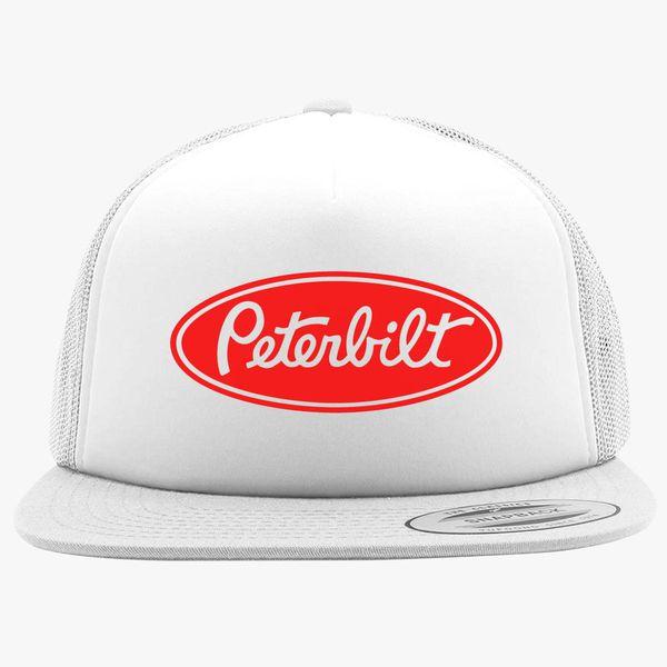 82f79f2ded6 Peterbilt Foam Trucker Hat - Customon