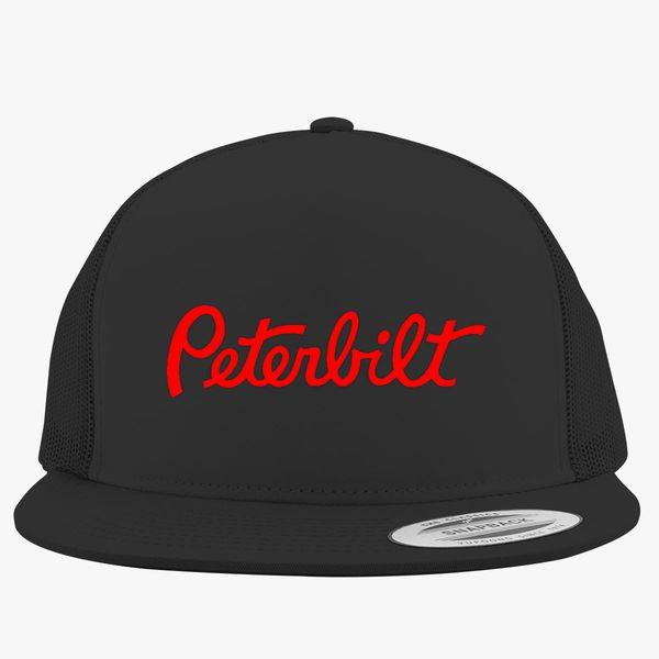 Peterbilt Trucker Hat (Embroidered)  058ad26fc21
