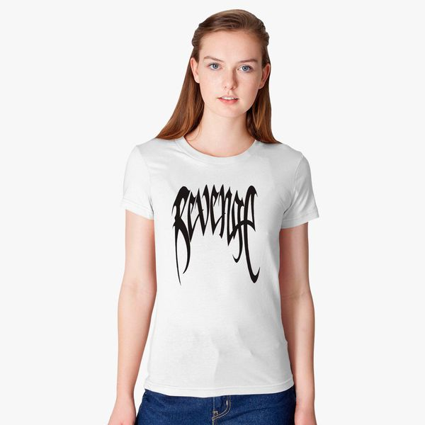 4d040cd12c0e xxxtentacion revenge Women's T-shirt - Customon