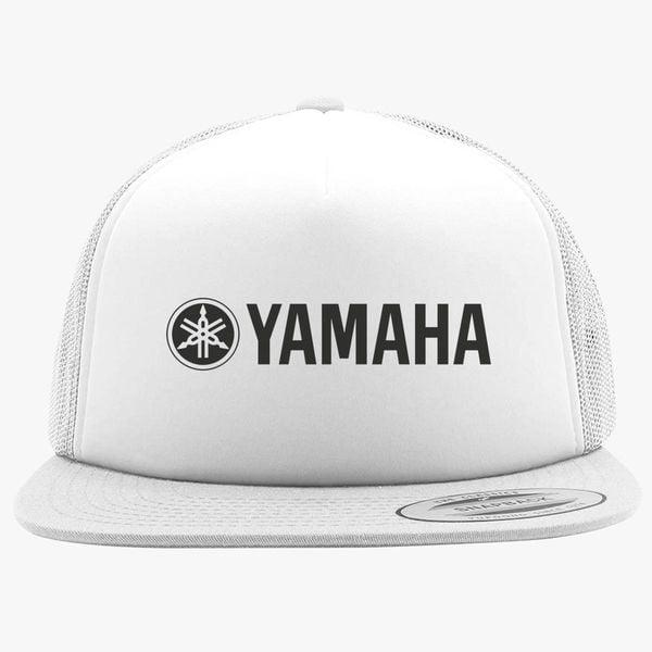 f3b1c502 Yamaha Logo Foam Trucker Hat - Customon