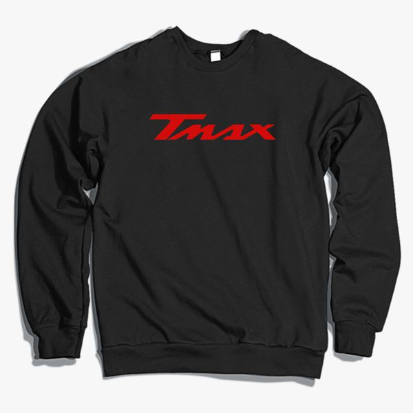 Yamaha TMAX Logo Crewneck Sweatshirt - Customon