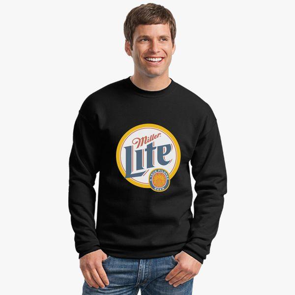 e74deb4c80 Miller Lite Crewneck Sweatshirt - Customon
