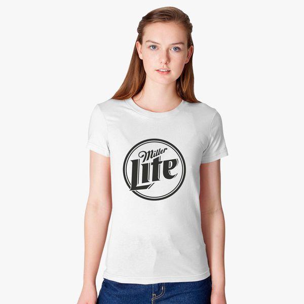 dff7abf1b5 Miller Lite Women's T-shirt - Customon