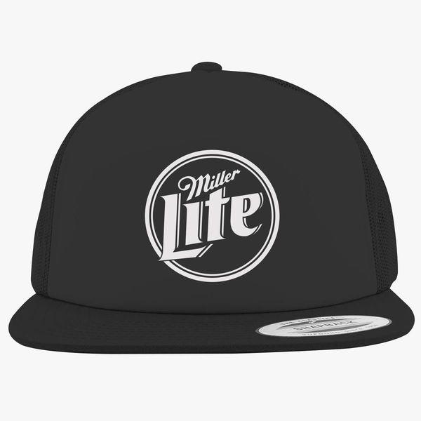 efe7b040d0 Miller Lite Foam Trucker Hat - Customon