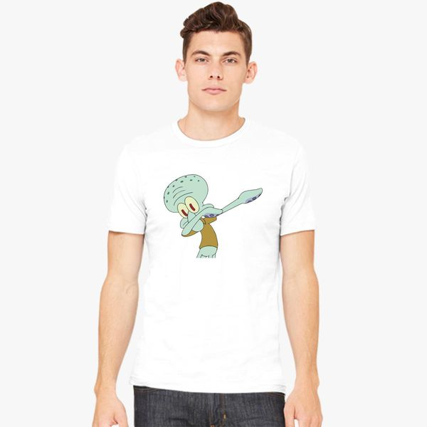 4dc55c914ce squidward dab Men s T-shirt - Customon