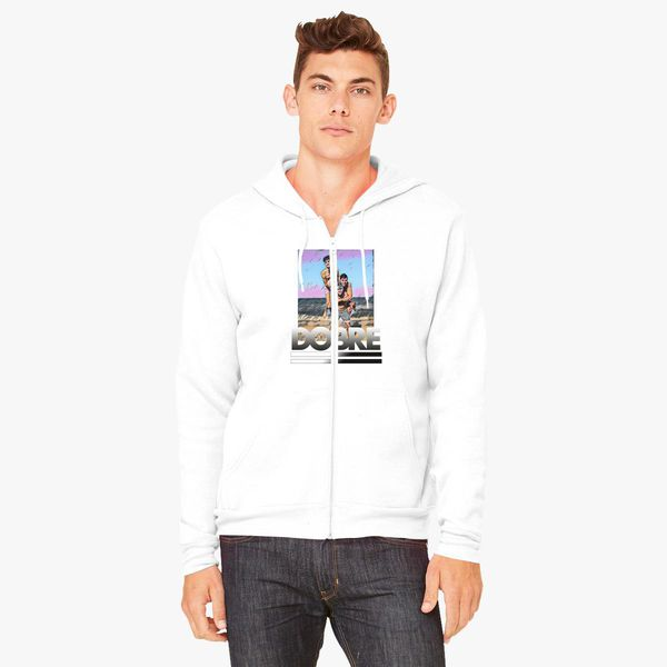 Dobre Twins Dobre Brothers Unisex Zip Up Hoodie Customoncom