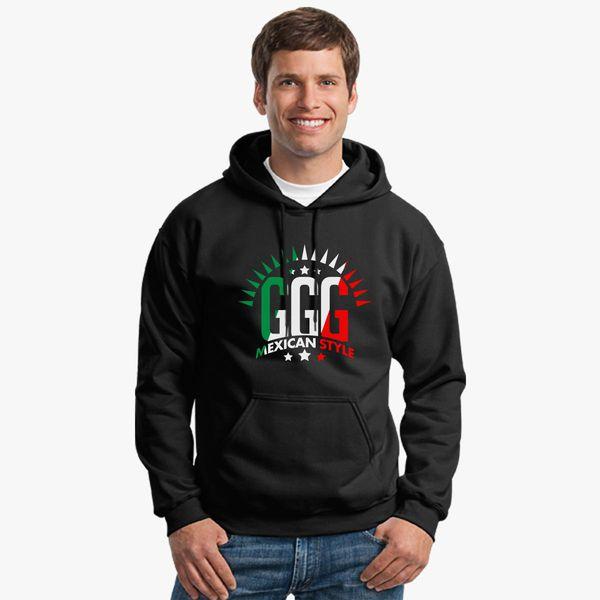 5396c0cb79c409 Gennady Golovkin Mexican Style Unisex Hoodie - Customon