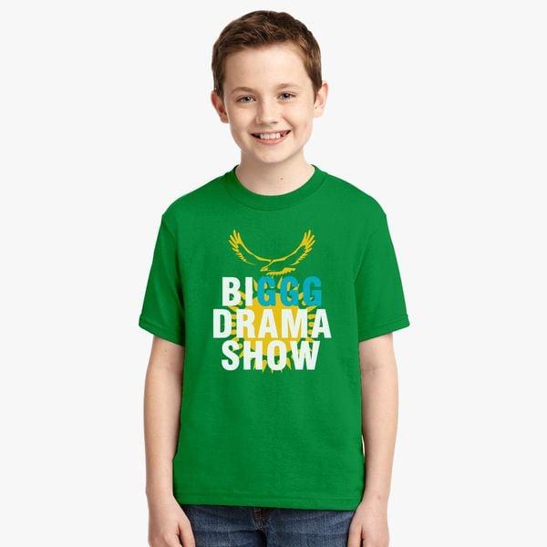 95421cf4ad812a Gennady Golovkin BiGGG Drama Show Youth T-shirt - Customon