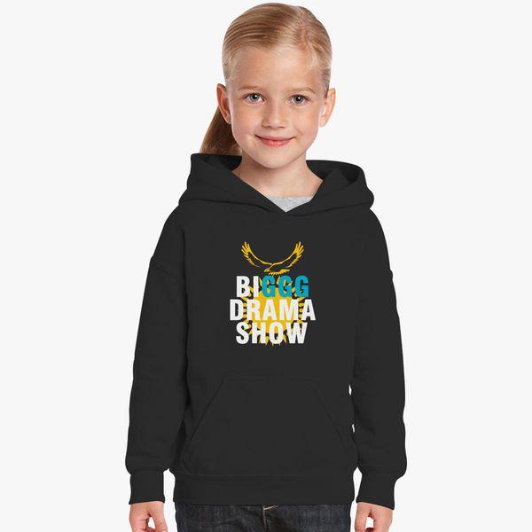 011698e8fbca02 Gennady Golovkin BiGGG Drama Show Kids Hoodie - Customon