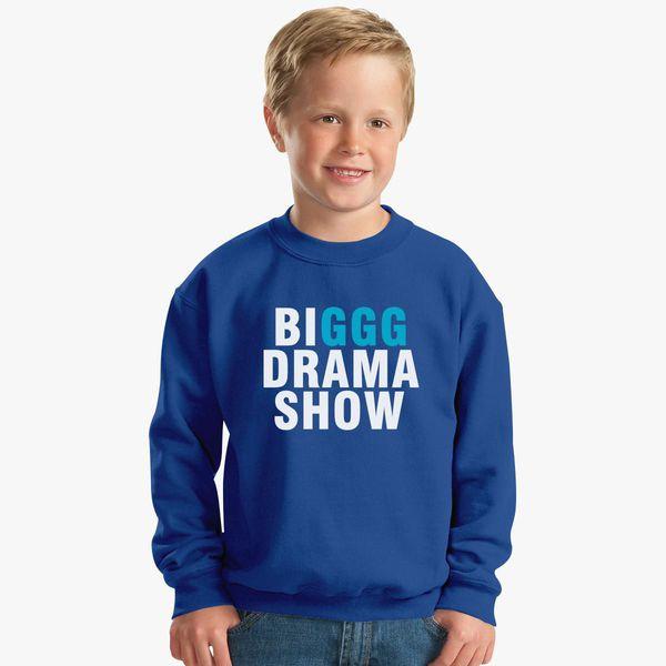94ee142e4e8ea6 Gennady Golovkin BiGGG Drama Show Kids Sweatshirt - Customon