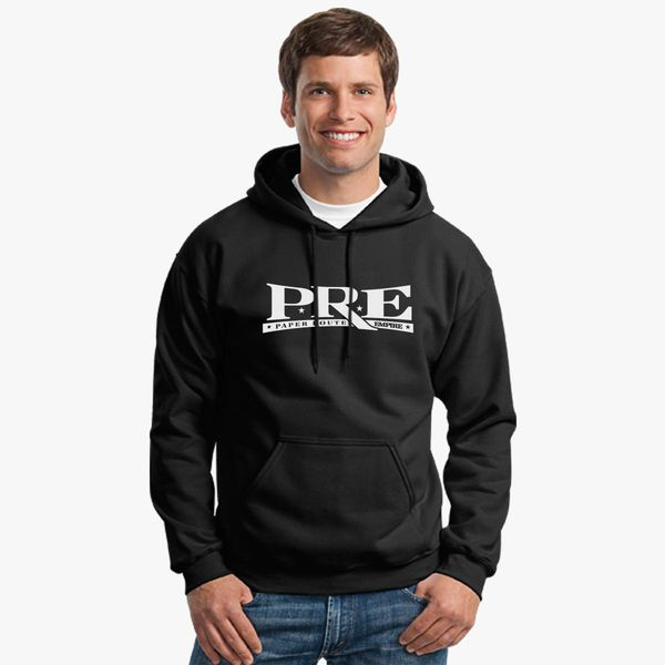 Young Dolph Merch Pre Logo Paper Route Empire T-shirt Long Sleeve Sweatshirt Hoodie