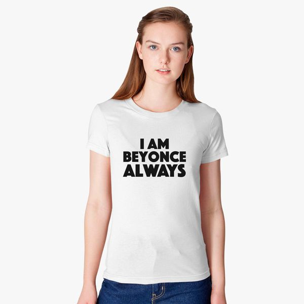 cae88096 Michael Scott - The Office - I am Beyonce Always Women's T-shirt ...