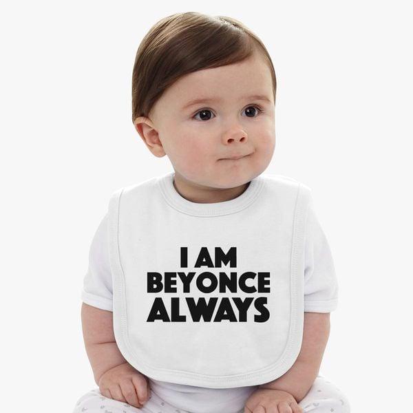b27e83baf Michael Scott - The Office - I am Beyonce Always Baby Bib - Customon