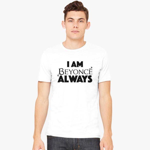5b2d6854e Michael Scott - The Office - I am Beyonce Always Men's T-shirt ...