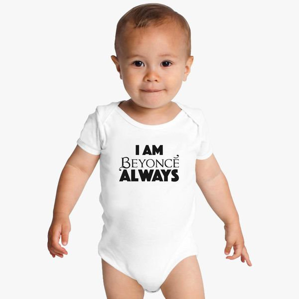 afb1a8f78 Michael Scott - The Office - I am Beyonce Always Baby Onesies ...