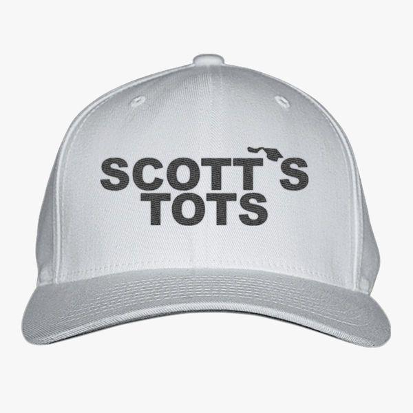 najnowszy projekt sklep 100% autentyczności Scott's Tots The Office Baseball Cap (Embroidered) - Customon