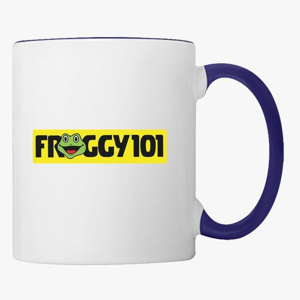 The Office Froggy 101 Coffee Mug Customon