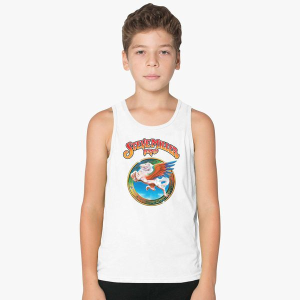952d076063095 Steve Miller Band Kids Tank Top - Customon