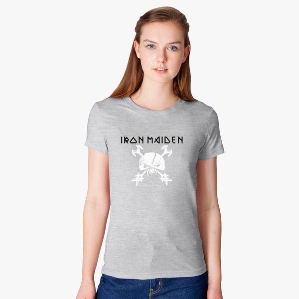 669bdf95 Iron Maiden The Final Frontier Women's T-shirt - Customon