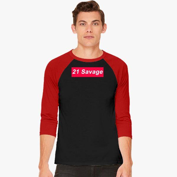 21 Savage Baseball T Shirt Customon