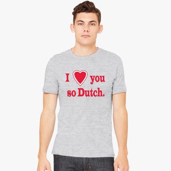 dutch Men's T-shirt - Customon