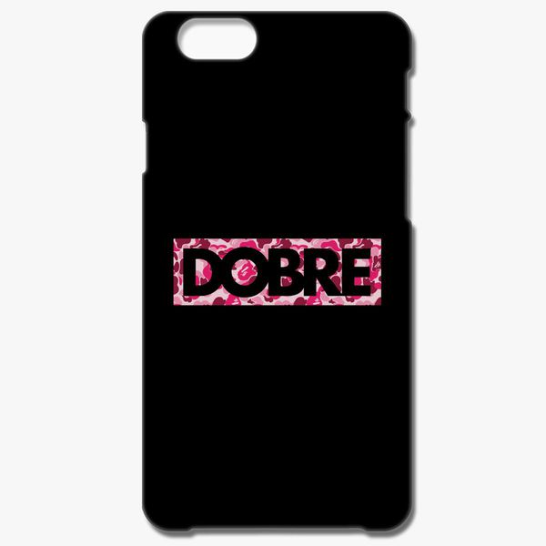 the latest 3af42 c6402 Dobre Twins Pink Camo iPhone 6/6S Case - Customon
