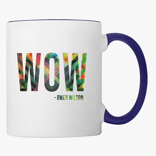 Wow Wilson Mug Coffee Owen Customon I9D2YHEW