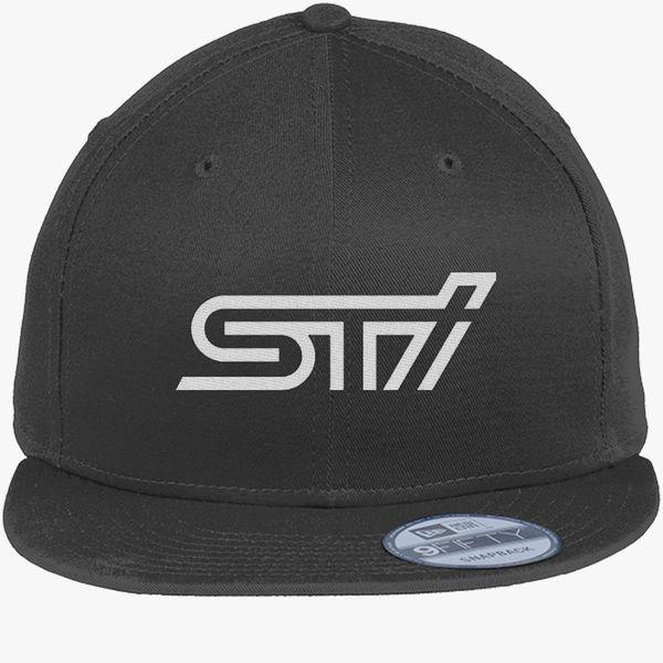 fca044cbc Subaru sti logo New Era Snapback Cap (Embroidered) - Customon